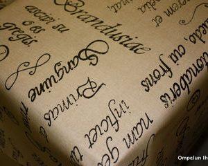 Kirjoitus-vahakangas
