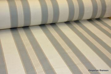 ticking stripes regatta puuvillakangas
