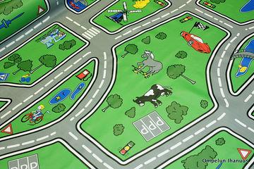 Vahakangas-Kartta