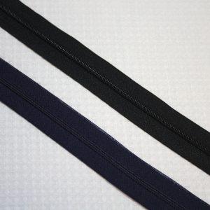 tummansininen-vetoketju