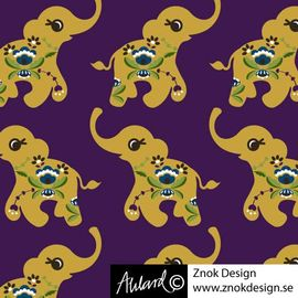 trikookangas elefantit