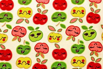trikookangas onnelliset omenat