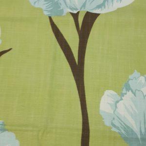 kukka vihreällä pohjalla